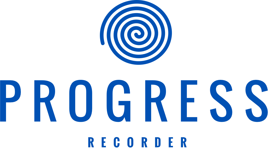 Progress Recorder logo